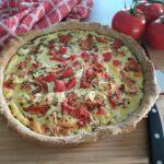 tarte tomates feta