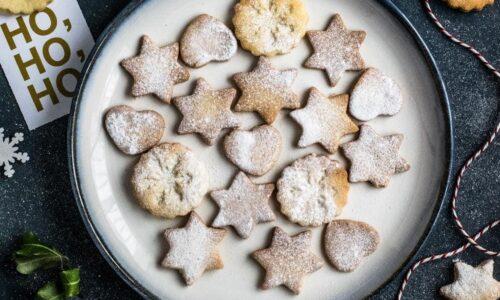 recette de biscuit de noel healthy à faible index glycémique