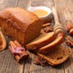 pain d'épices tranché cadeau fait maison